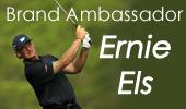I-ONICS wearer Ernie Els