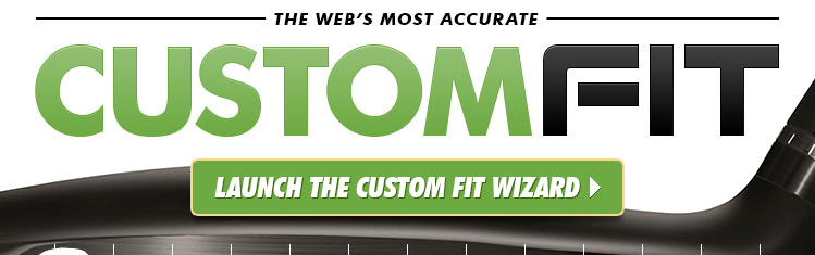 Launch Our Custom Fit Wizard