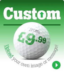 Personalised Golf Balls