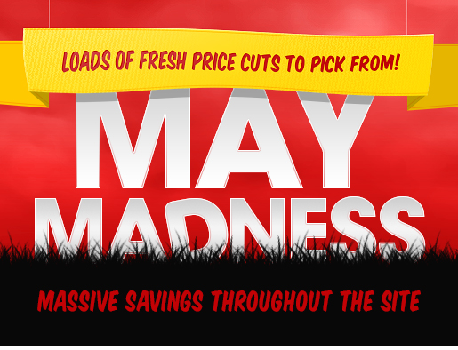 May Sale On
